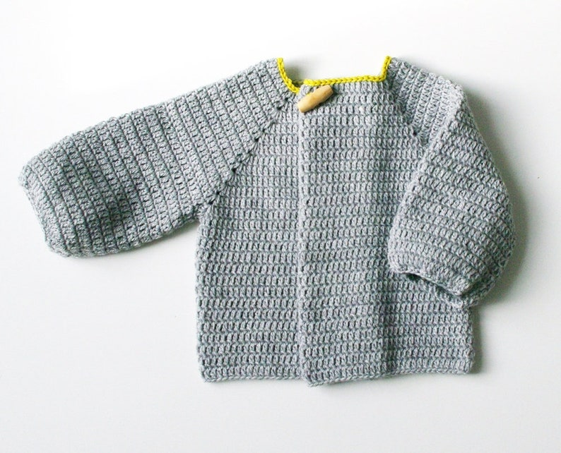 8fd0c8581 Crochet pattern baby sweater baby gift home made gift boy