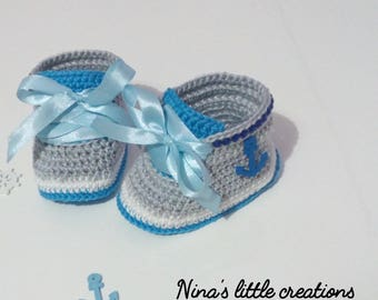 Crochet Shoes Type Sneakers