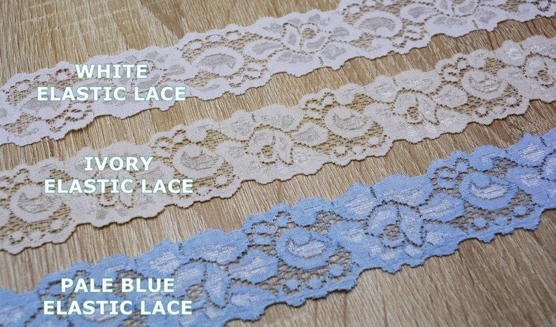 Lace Garter Set Wedding Garter Blue Baby Blue Garter Blue Bridal Garter Set Keepsake Garter Blue Something Blue Wedding Garter Set Lace
