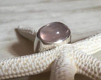 NAGPUR - Rose Quartz ring