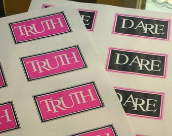 Truth or Dare For Married Couples