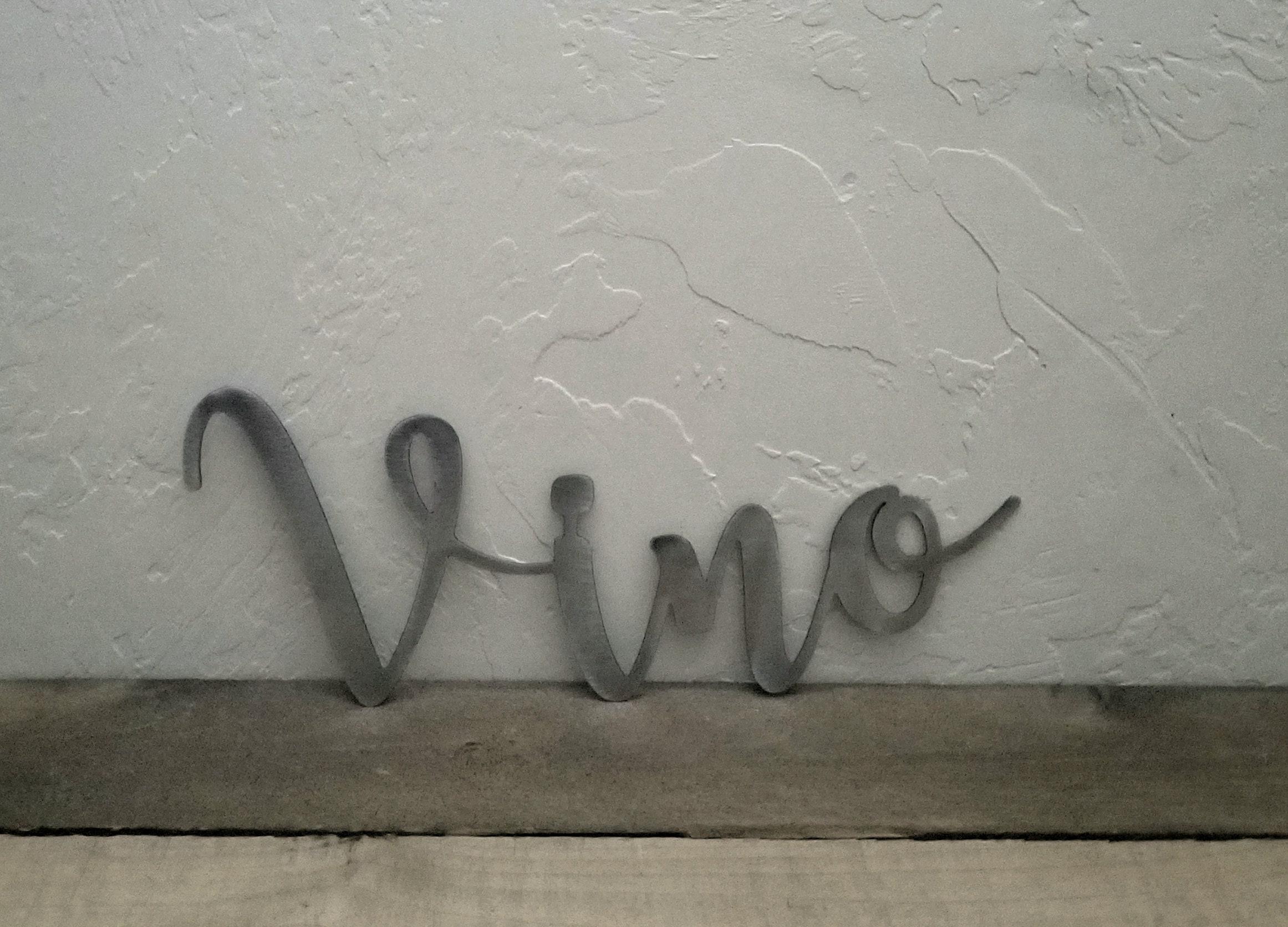 Metall Vino Zeichen Wein Küche Dekor Vino Wortkunst für die