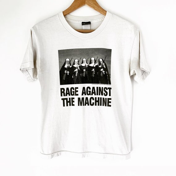 1997 Rage Against The Machine Vintage Tour Band Ro