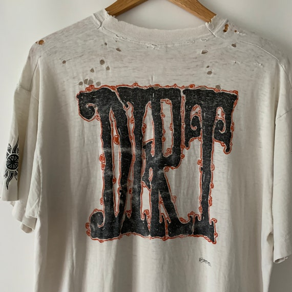 """1992 Alice In Chains """"Dirt"""" Vintage Tour Band Gru… - image 7"""