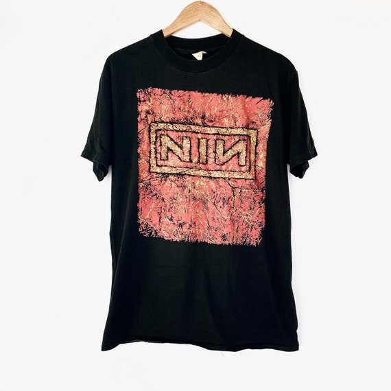 "1994 Nine Inch Nails ""Closer"" Tour Vintage Rock Ba"