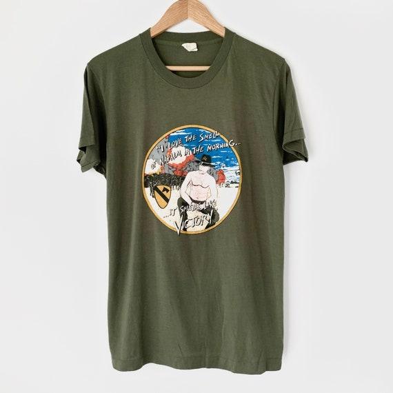 1980s Apocalypse Now Vintage Movie Promo Tee Shirt