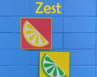 PDF Zest Quilt Pattern