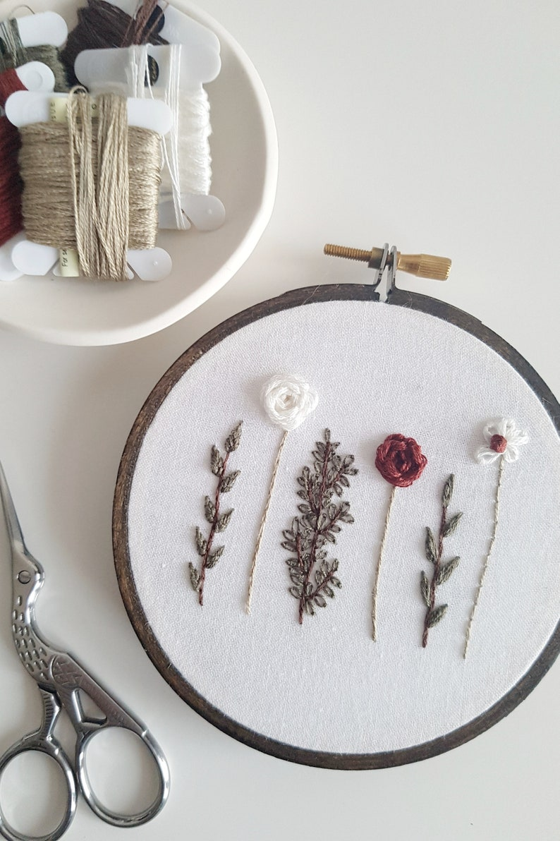 A Beginner/'s Guide to Modern Embroidery DIGITAL