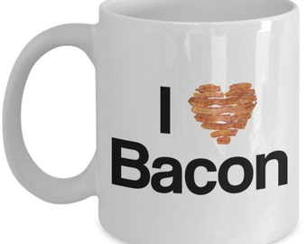 Bacon Mug - Bacon Lover Coffee Mug