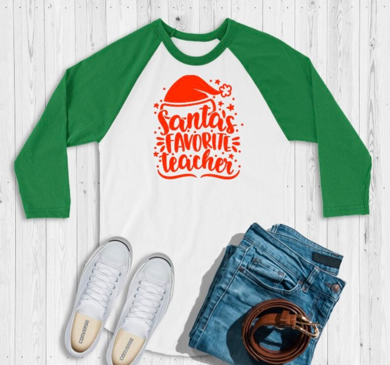 Santa\u2018s favorite teacher