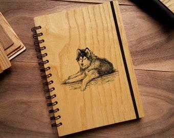Wooden Notebooks