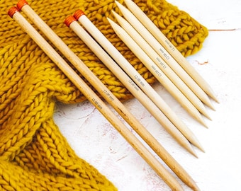 12mm knitting needles - circular needles - 12mm Double Pointed Needles