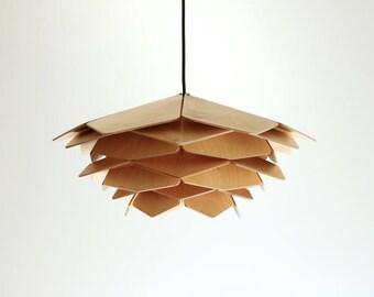 Samurai chandelier / lamp / light dxf files for milling / laser cutting