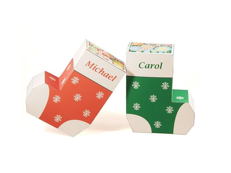Fun Christmas Favors. Diy holiday ornaments. Christmas image 0