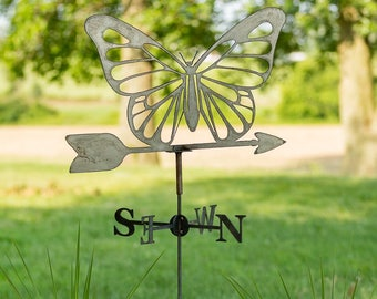 Butterfly Weather Vane