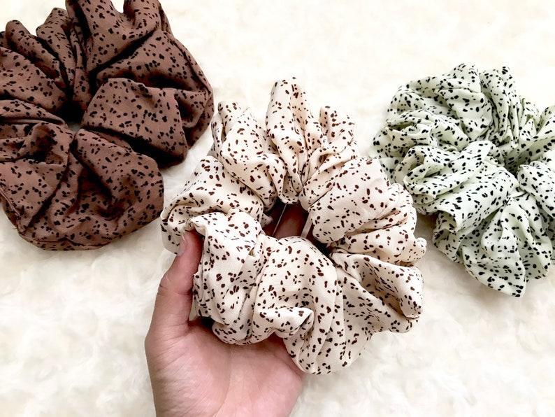 Extra Large Scrunchy Giant Scrunchies,Jumbo Scrunchies,Oversized Scrunchies Giant Fluffy Scrunchies