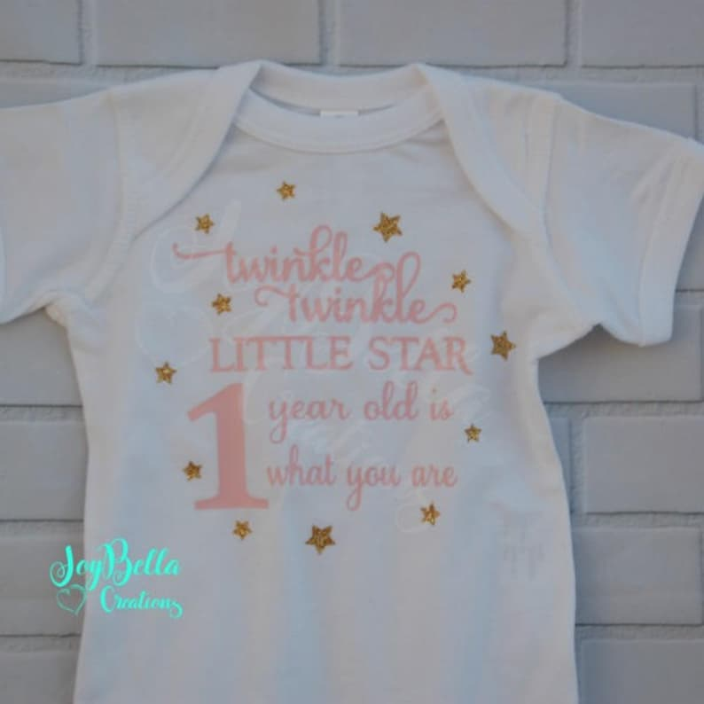 First Birthday Shirt One Year Old Outfit Celebration