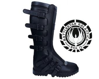 Battlestar Galactica Boots