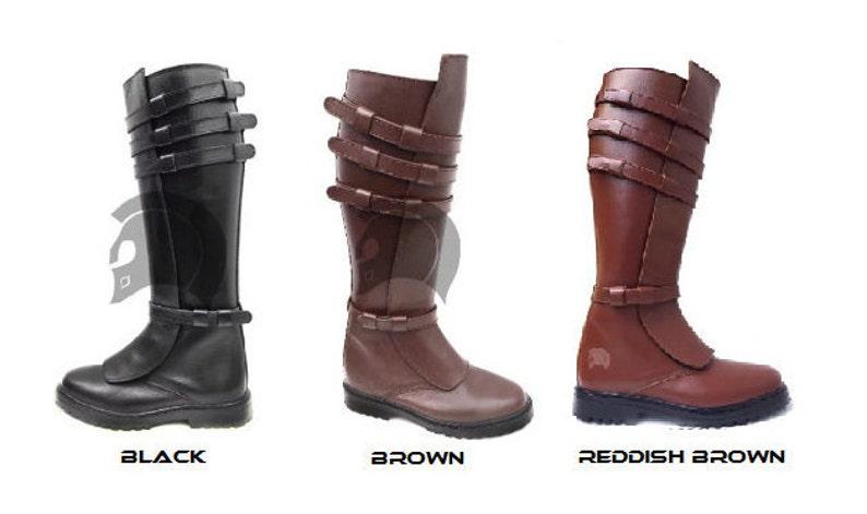 eef4c8f230096 Star Wars Obi Wan Kenobi AOTC Boots Men's 5-15
