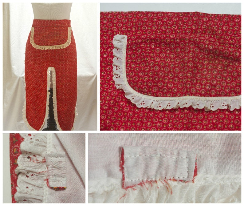Women Vintage Womens Prairie Costume