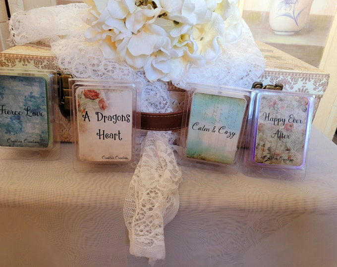 """3oz """"With Love"""" Series Soy Wax Melts"""