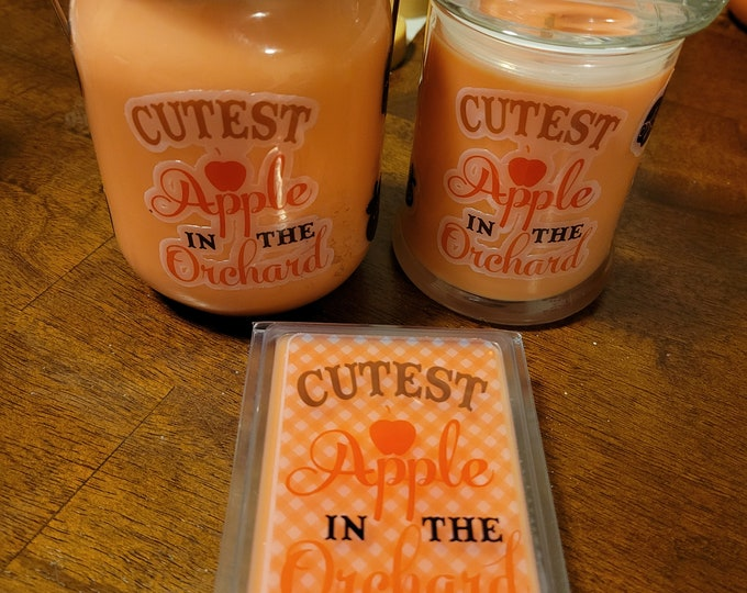 NEW!! Cutest Apple in the Orchard