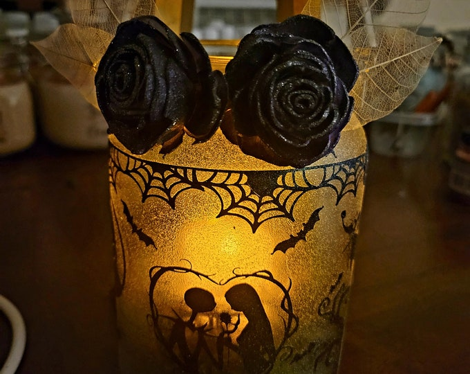 NEW!! Spooky Nightmare Before Christmas/Witchy Lanterns