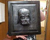 Darth Vader in Carbonite *Original Sculpture