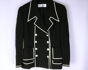 Karl Lagerfeld Design wool jacket