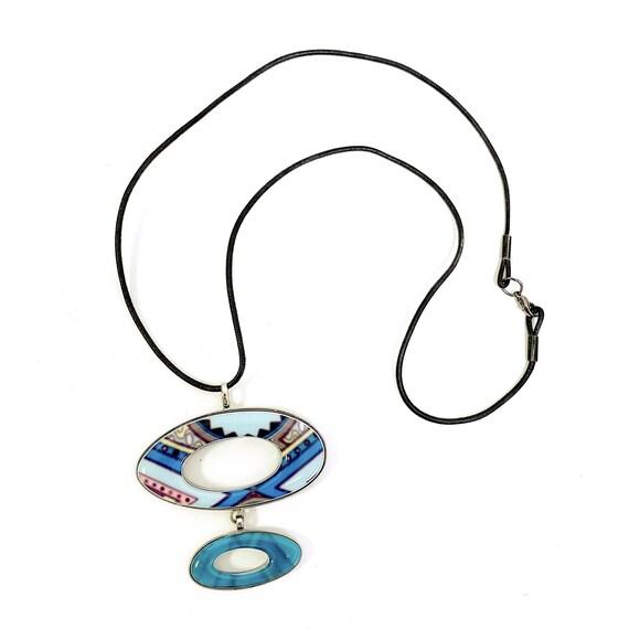 EMILIO PUCCI vintage pucci design necklace