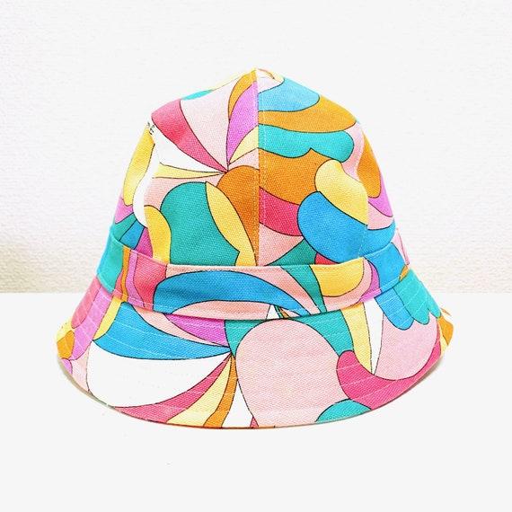 EMILIO PUCCI Pucci pattern multi hat