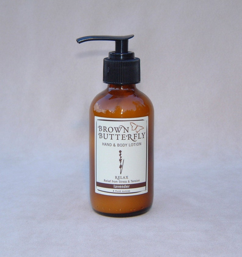 Relax Hand & Body Lotion image 0