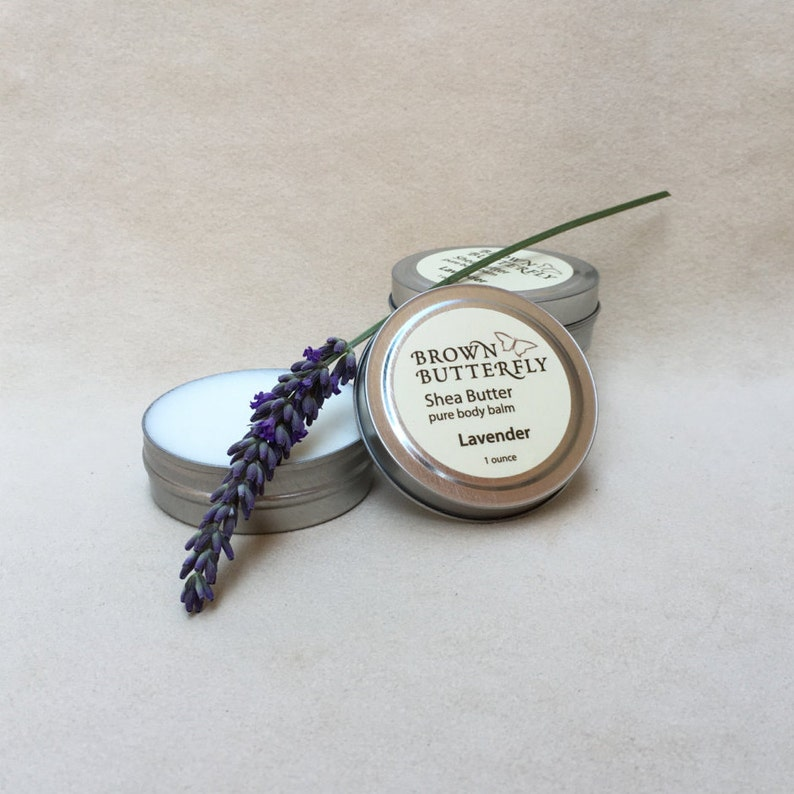 Lavender Shea Butter 1 oz. image 0