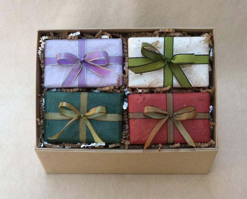 Handcrafted Soap Gift Box image 0