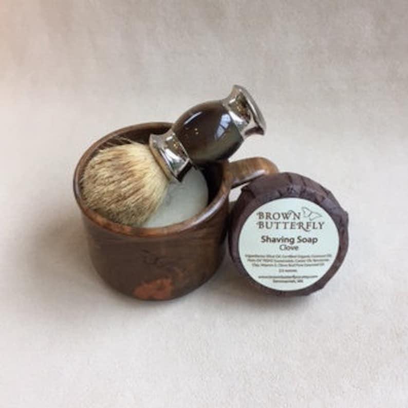 Shaving Soap  Clove image 0