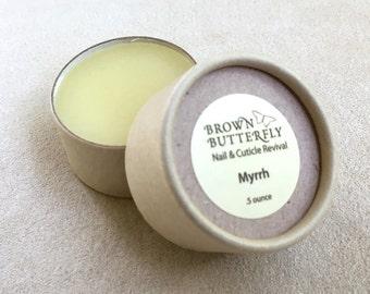 Myrrh Nail & Cuticle Revival