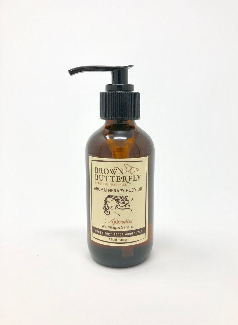 Aphrodite Aromatherapy Body Oil image 0