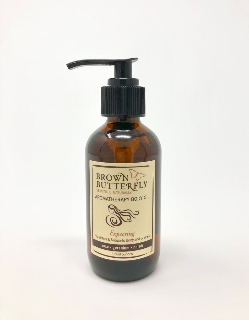 Expecting Aromatherapy Body Oil image 0