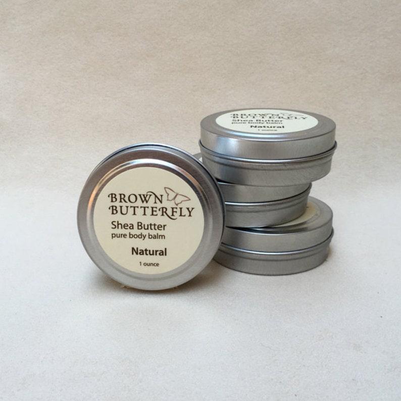 Natural Shea Butter 1 oz. image 0