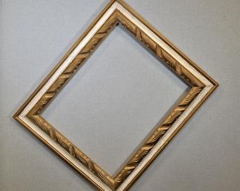 18x22 Gold Frame Etsy