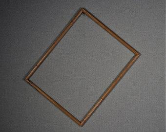 11x14 Bamboo Frame Etsy
