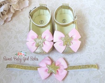 Twinkle Twinkle Little Star 1st Birthday Outfit - Twinkle Twinkle Little Star First Birthday - Twinkle Little Star Birthday Shoes