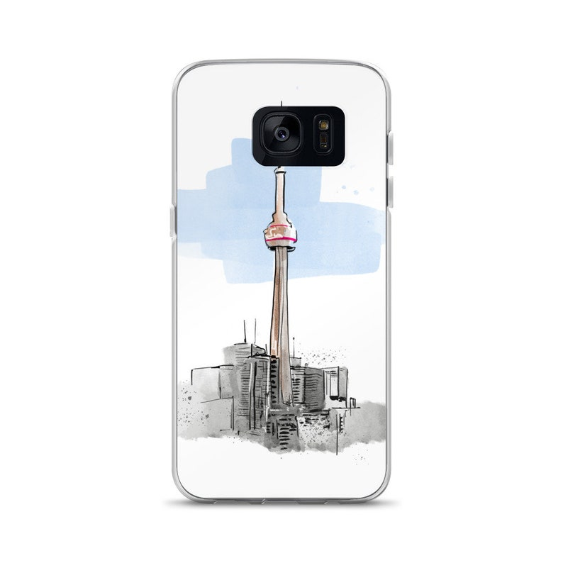 CN Tower, Toronto, Samsung Case