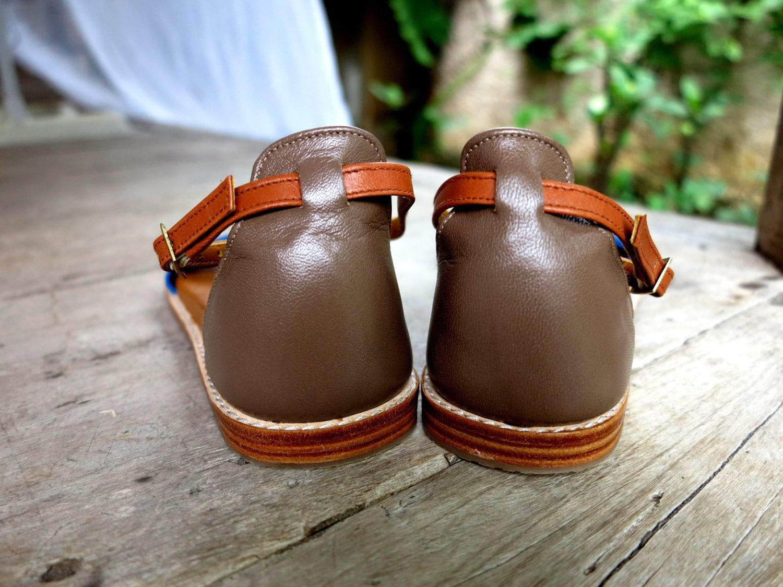 dc81adb376fde SEVEN WONDERS Summer Sandals Womens Leather Sandals / Womens Shoes ...