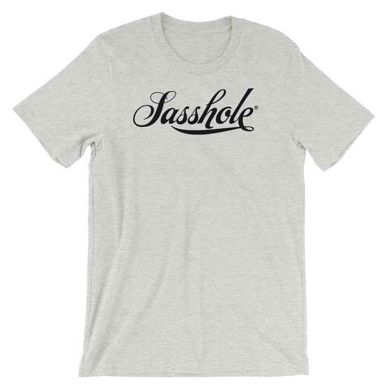 SASSHOLE® Women's Short-Sleeve T-Shirt image 0