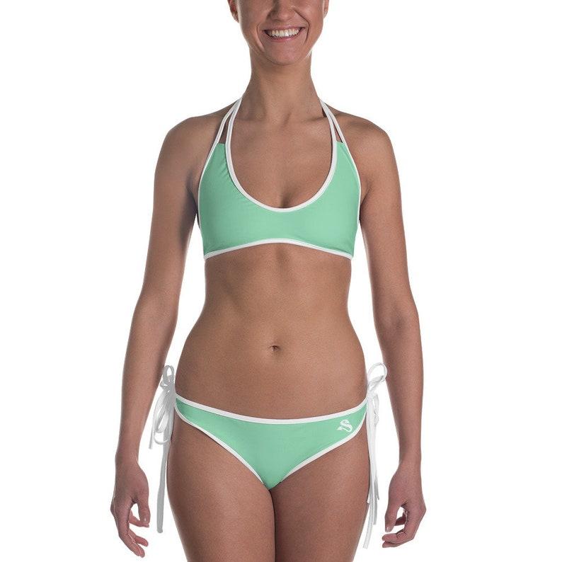 Sasshole® Bikini Bikinis Bikini Set String Bikini XS-3XL image 0