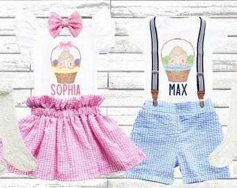 1st Easter girls outfit bunny face flutter sleeve leotard first Easter girls bunny pettiskirt outfit Bunny girls smash cake outfit