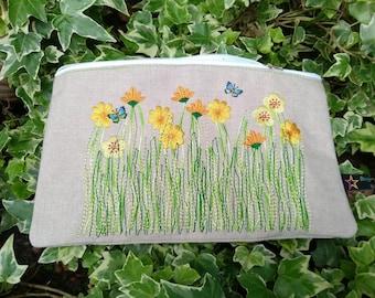 Sotis Embroideryfile Flowermeadow for frame size 16x26