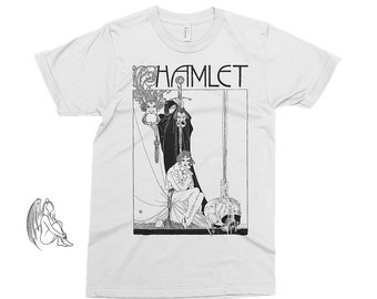 Will Power T-Shirt Shakespeare Bard Drama Elizabethan Hamlet Theatre