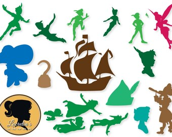 peter pan clipart etsy rh etsy com peter pan clip art easy peter pan clip art easy